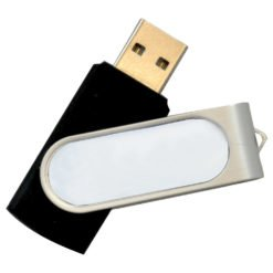Domeable Rotate Flash Drive 2GB-1
