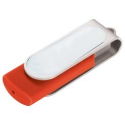 Domeable Rotate Flash Drive 4GB-1