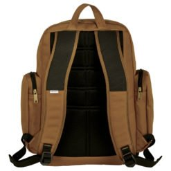 "Carhartt Signature Deluxe 17"" Computer Backpack-1"