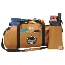 "Carhartt® Foundations 20"" Packable Duffel w/Pouch"