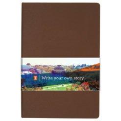 Ambassador Graphic Wrap Bound JournalBook™-1