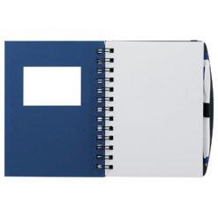 Frame Rectangle Hardcover Spiral JournalBook™-1