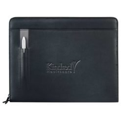 Links Zippered Padfolio-1