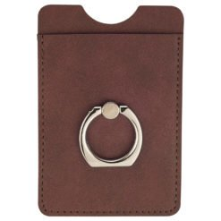 RFID Premium Phone Wallet with Ring Holder-1
