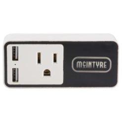 Light Up Logo Wifi Smart Plug with USB Output-1