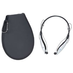 Echo Bluetooth Neckband with Earbuds and Speaker-1
