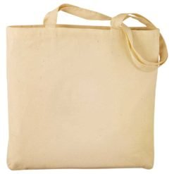 6oz Classic Cotton Canvas Meeting Tote-1
