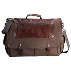 "Field & Co.® Classic 15"" Computer Messenger Bag"