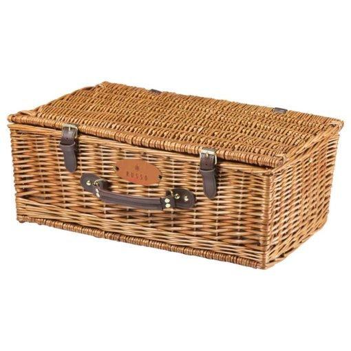Picnic Time Newbury Wine Basket-3