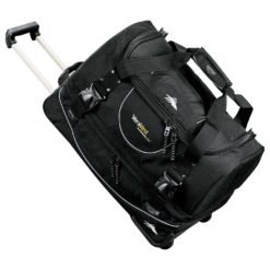 "High Sierra® 22"" Carry-On Rolling Duffel Bag-1"
