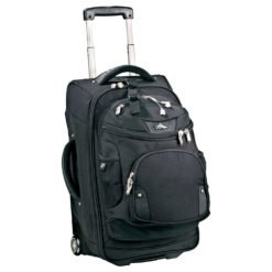 """High Sierra® 22"""" Wheeled Carry-On with DayPack"""
