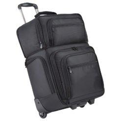 Hybrid Underseat / Carry-On Upright Luggage-1