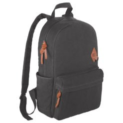 "Alternative® Basic 15"" Cotton Computer Backpack-1"