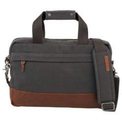 "Alternative® Slim 15"" Computer Briefcase"