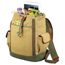 Cutter & Buck Legacy Cotton Canvas Backpack-1