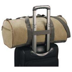 "Cutter & Buck® Legacy 22"" Cotton Roll Duffel Bag-1"