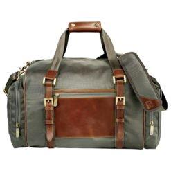 """Cutter & Buck®  Bainbridge 20"""" Duffel Bag-1"""