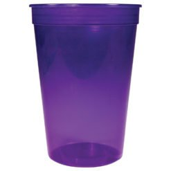 Jewel Translucent 16oz Stadium Cup