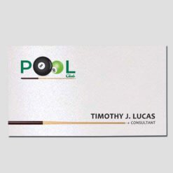pearl metallic business cards, Specialized Business Cards, Standard Pearl Metallic Business Cards
