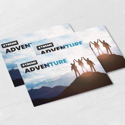 Spot UV Postcards printing | Premium Spot UV Postcards with Standard Gloss and Spot UV coating and Spot UV Front sides | PrintMagic