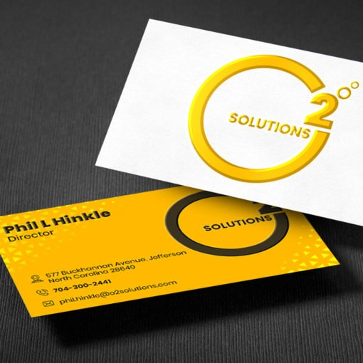 Professional Raised Spot UV Business Card With Raised Spot UV Front And Back Premium Gloss | Print Magic