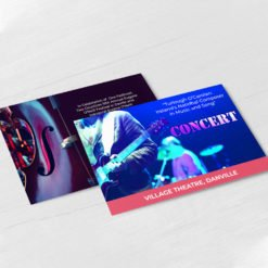 Raised Spot UV Postcards, Specialized Spot UV Postcards, Soft Touch laminated Postcards