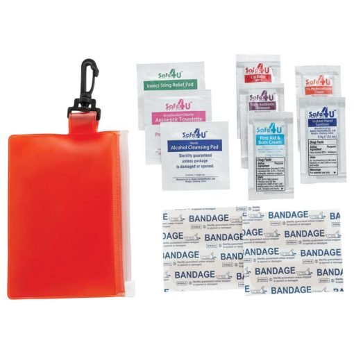 On The Go 12-Piece First Aid Pack-8