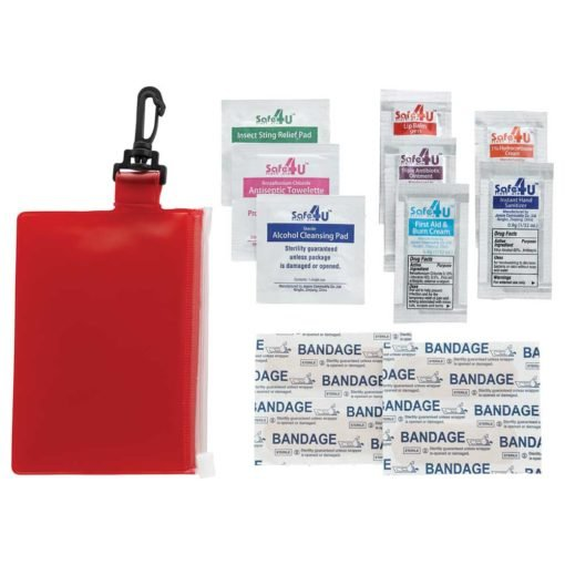 On The Go 12-Piece First Aid Pack-12