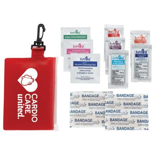 On The Go 12-Piece First Aid Pack-26