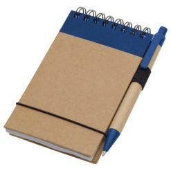 "5"" x 4"" Recycled Spiral Jotter with Pen-1"