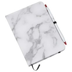 """5"""" x 7"""" Marble Notebook-1"""