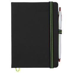 """5"""" x 7"""" Color Accent Notebook-1"""