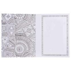"""4.5"""" x 6"""" Doodle Note Card Set-1"""