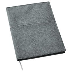 "5""x 7"" Canvas Pocket Refillable Notebook"