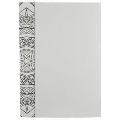 """5.5"""" x 8.5"""" Doodle Coloring Notebook"""