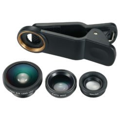 3-in-1 Clip-on Phone Lens Set-1