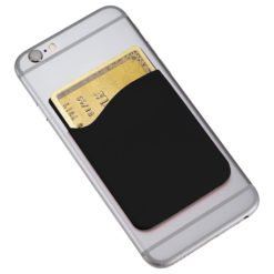 Magnetic Phone Mount w/ Silicone Wallet-1