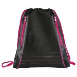 Neon Deluxe Drawstring Bag-1