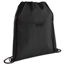 Insulated Non-Woven Drawstring Bag-1