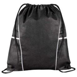 Diamond Non-Woven Drawstring Bag