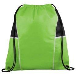 Diamond Non-Woven Drawstring Bag-1