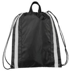 Small Reflective Drawstring Bag