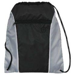 Funnel Drawstring Bag-1