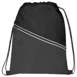 Railway Drawstring Bag