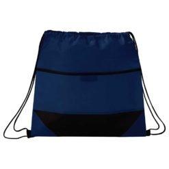 Angles Non-Woven Drawstring Bag-1