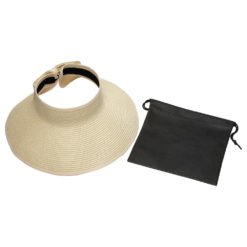 Beachcomber Roll-Up Sun Visor with Pouch-1