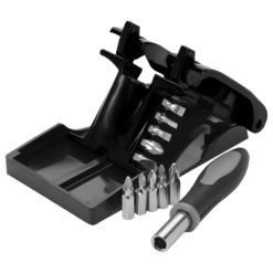 11 Piece Collapsible Tool Set with Stand-1