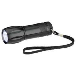 Metal LED Flashlight