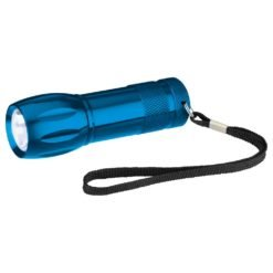 Metal LED Flashlight-1