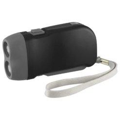 Hand-Powered Flashlight